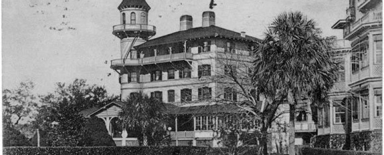 The Birth of Jekyll Island State Park